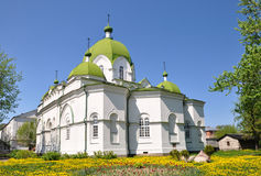 Church. Church of the Presentation of the Lord. Rybinsk. Russia royalty free stock image
