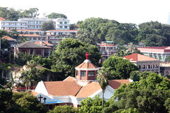 Church. The house of god in gulangyu islet Stock Photo