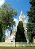 Church. In summer. Lithuania, Panevezys Royalty Free Stock Photos