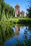 Church. Mapledurham Church in Oxfordshire, England Stock Image