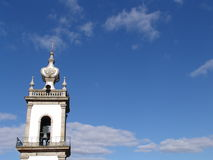 Church. And the sky Royalty Free Stock Photography