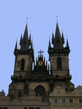 Church. In Prague Royalty Free Stock Photography