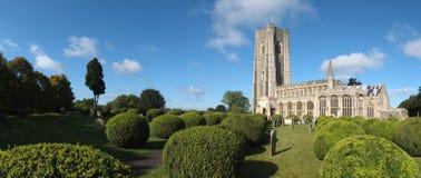 Church. In the English Countryside Stock Photos
