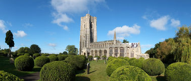 Church. In the English Countryside Royalty Free Stock Photography