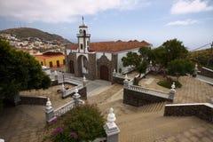 Church. In Valverde (El Hierro Royalty Free Stock Photos