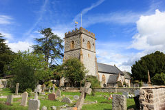 Church. Old country church in England Stock Photo