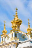 Church. In Petergof in St.Petersburg, Russia Stock Images