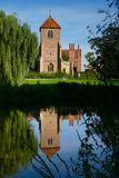 Church. A view of Mapledurham Church, UK Stock Photo