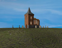 Church. 3d-rendering of an old church Royalty Free Stock Photo
