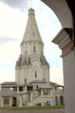The church Royalty Free Stock Photo