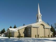 Church. A rural church Stock Photos