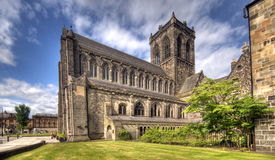 Church. Paisley Abby taken in Glasgow, Scotland Royalty Free Stock Photo