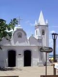 Church. Just a church in Praia do Forte, Bahia, Brazil royalty free stock photos