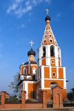 Church. The old russian church near from Moscow Stock Photo