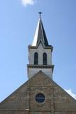 Church. A small rural church in Texas Royalty Free Stock Photo