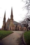 Church. St James Church  Ashton Lancashire Royalty Free Stock Photos