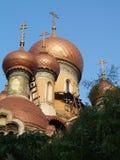 Church. Orthodox church Royalty Free Stock Photo
