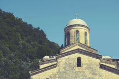 Church in Abkhazia Stock Photos