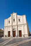 Church of Addolorata. Cerignola. Puglia. Italy. Stock Image