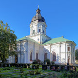 Church of Adolf Frederick in Stockholm Royalty Free Stock Photo