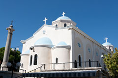 Church of Agia Paraskevi, Kos Town, Dodecanese Stock Images