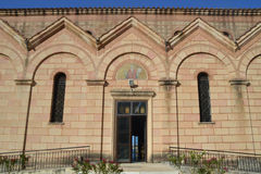Church Agios Dionysos Royalty Free Stock Photo