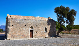 Church of Agios Georgios Royalty Free Stock Photography