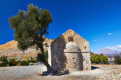 Church of Agios Georgios Stock Photos