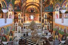 Church of Agios Gerassimos royalty free stock image