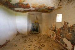 Church in Aladzha monastey Stock Image