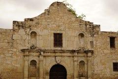 The church at the Alamo Royalty Free Stock Photo