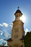 Church from Alba Iulia Royalty Free Stock Photo