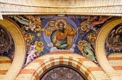Church in Alba Iulia - Romania Royalty Free Stock Image