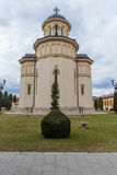 Church in Alba Iulia, Romania Stock Photography