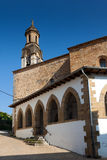 Church in Alcoz Royalty Free Stock Photography