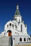 Church of Alexander Nevsky. Kaliningrad, Russia Stock Photos