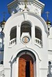 Church of Alexander Nevsky. Kaliningrad, Russia Stock Images