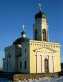 Church of Alexander Nevsky in Khotyn Fortress Royalty Free Stock Photo