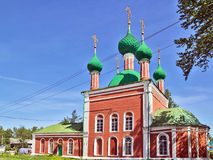 Church of Alexandr Nevsky, Pereslavl-Zalessky Royalty Free Stock Photos