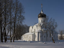 Church in Alexandrov Royalty Free Stock Image