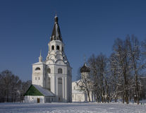 Church in Alexandrov Stock Images