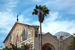 Church of All Nations - Gethsemane. The Church of All Nations, also known as the Church or Basilica of the Agony, is a Roman Catholic church located on the Mount Stock Photos