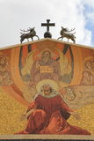 Church of All Nations (Basilica of the Agony) Stock Image