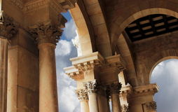 Church of All Nations . Jerusalem. Israel Royalty Free Stock Photos