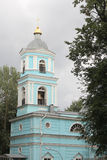 Church of All Sacred, Russia Stock Images