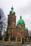 Church of all Saints, Riga Royalty Free Stock Image