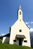 Church in the Alpes Stock Photos