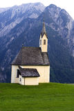 Church in the Alpes Stock Images