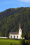 Church in the Alps Royalty Free Stock Image