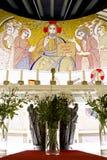 Church altar Royalty Free Stock Photo
